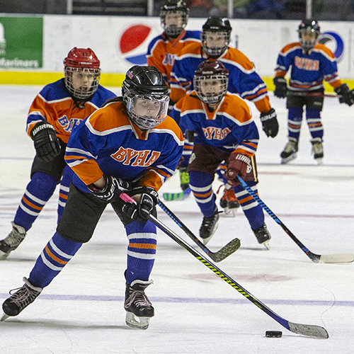 Ice Skating - Biddeford Youth Hockey