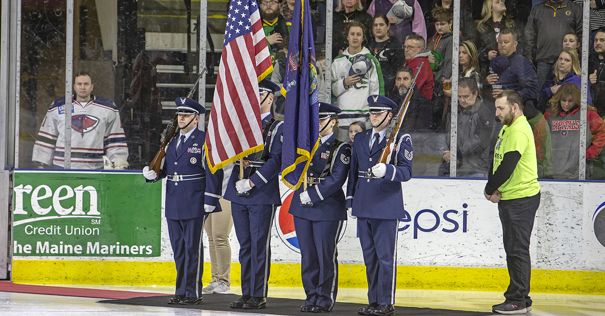 Color Guard Military