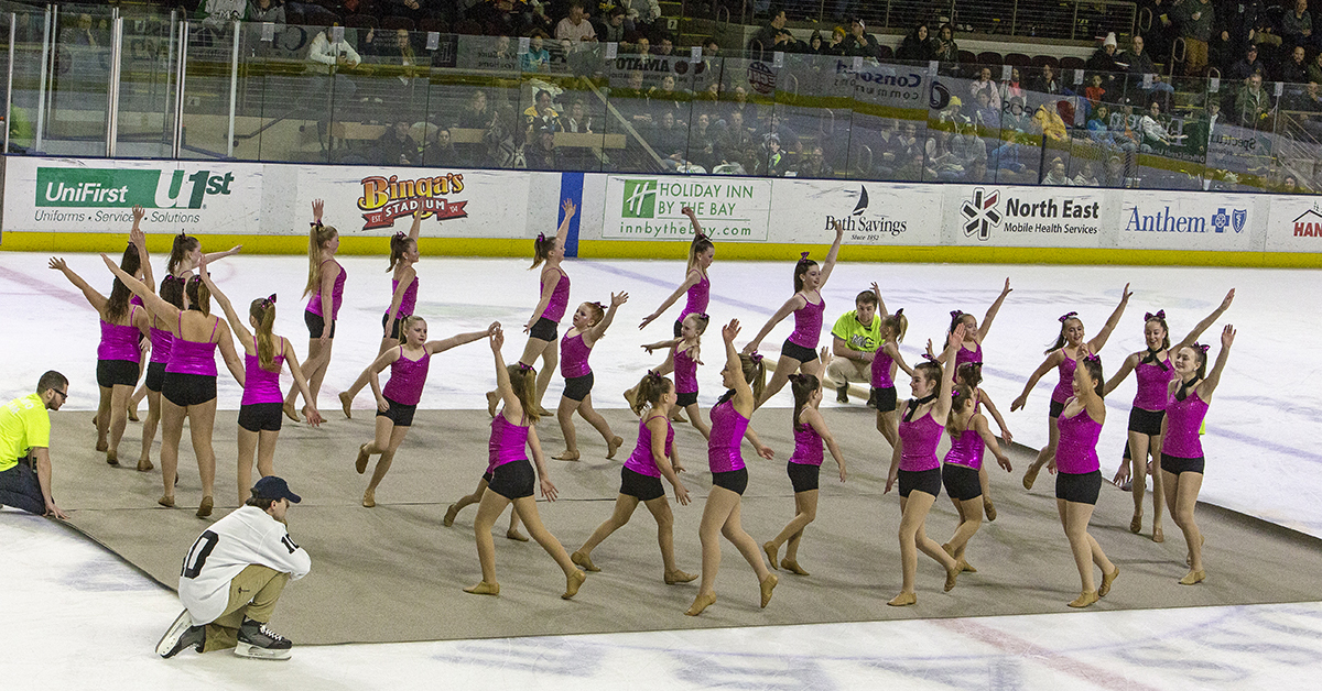 Performance Opportunities On Ice Dance