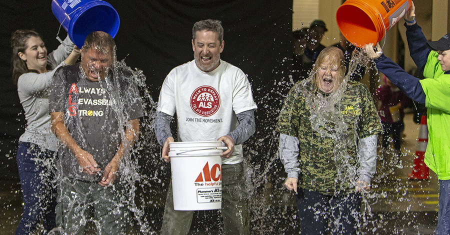Maine Nonprofit Ice Bucket Challenge