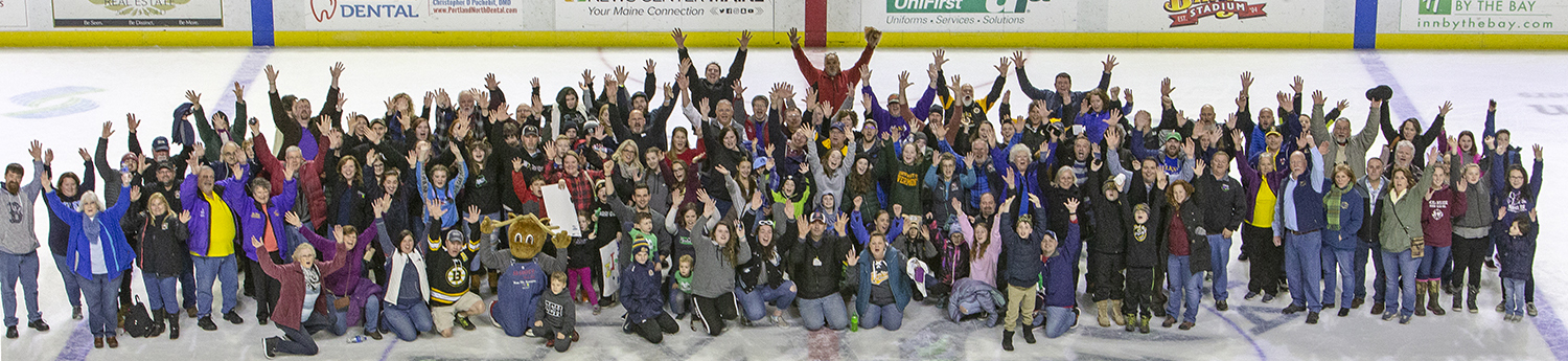 Ice Skating - Group Photo